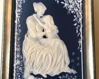 Villeroy & Boch  framed plaque