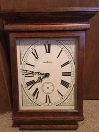 Howard Miller Wall Clock https://ctbids.com/#!/description/share/136476
