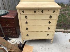 Another antique dresser