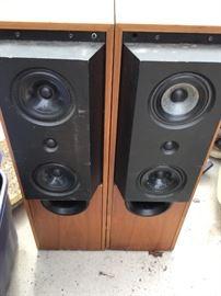 Professional heavy speakers