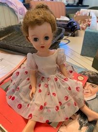 Vintage Ideal doll