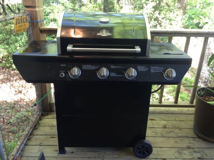 Grillmaster gas grill
