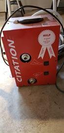 HVLP Paint System