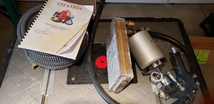HVLP Paint Sprayer System