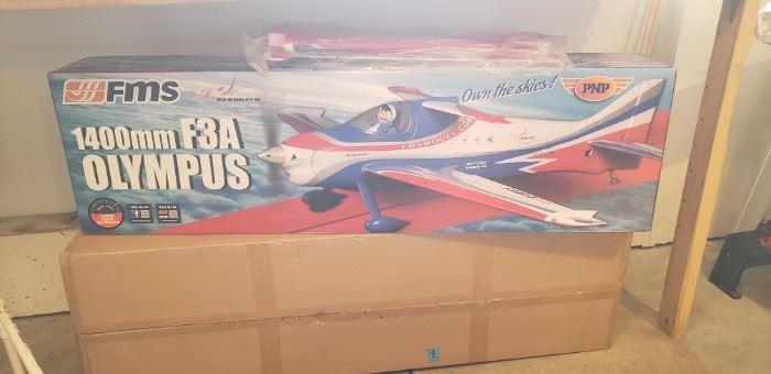 Newin Box RC Plane
