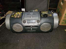 Kaboom JVC boom box model RV DP-100