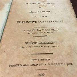 1809 book