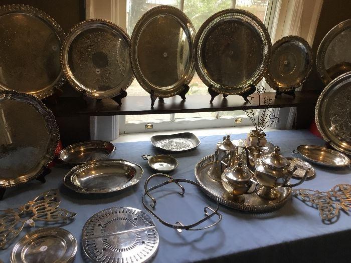 More silver