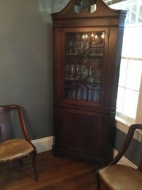 Great corner cupboard