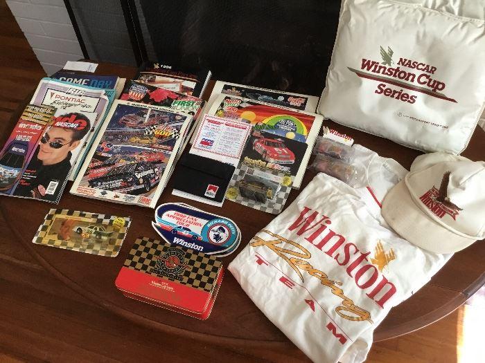 NASCAR souvenirs