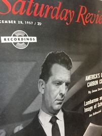 1950's Saturday Reviews