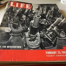 Wartime Life