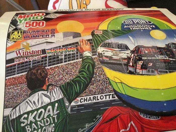 NASCAR programs