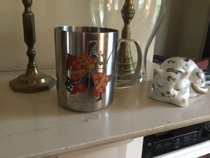 Earl of Warwick mug