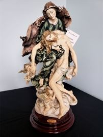 "#4 - Giuseppe Armani / Florence Sculture d' Arte ""La Pietà"" #802 sculpture - limited edition 788/5000."