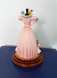 """#31 - Walt Disney Classics Collection """"Cinderella's Dress - A Lovely Dress for Cinderelly"""" - from Disney's Cinderella. Limited edition 2446/5000."""