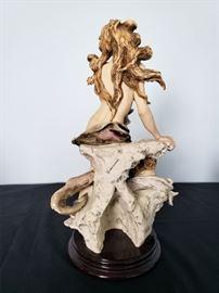 """#37 - Giuseppe Armani / Florence Sculture d' Arte """"Gemini"""" #426 figurine - limited edition 665/5000."""