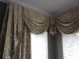 Brand New Window Treatments Throughout The Entire Home