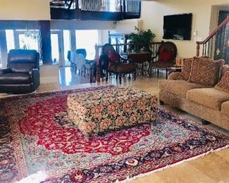 GORGEOUS FURNISHING AND RUG