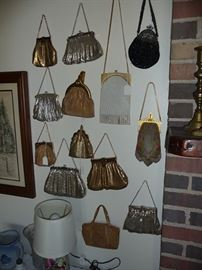 Whiting & Davis Purses