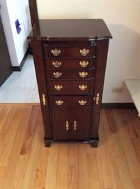 Jewelry Armoire - Box