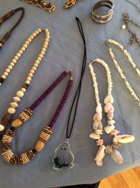 Vintage Necklaces!