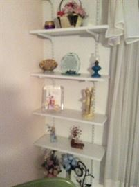 Shelves and Collectibles