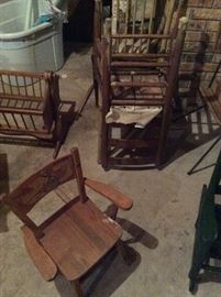 Antique Furniture Items