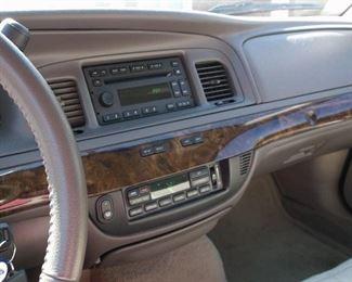 Super clean interior