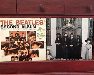 The Beatles - LP ( album, Records)