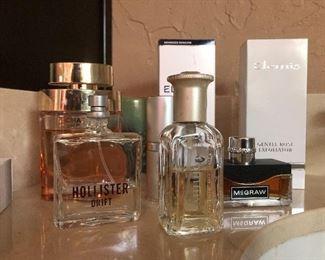 Perfume and cologne