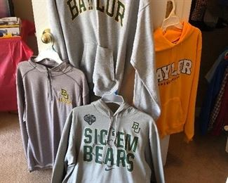Baylor university sportswear