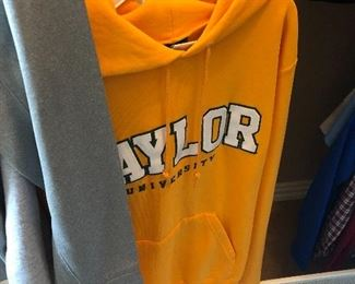 Baylor university sweatshirt