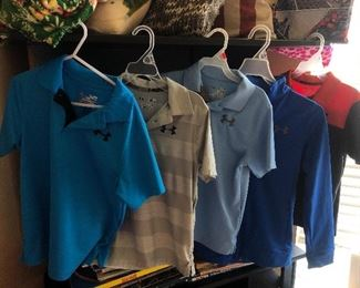 Under Armour size youth small and medium