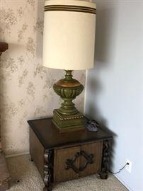 Spanish revival style furnishings