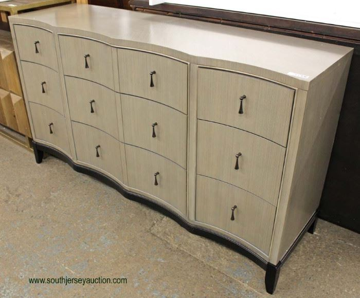 NEW Contemporary 9 Drawer Low Chest  Located Inside – Auction Estimate $100-$300