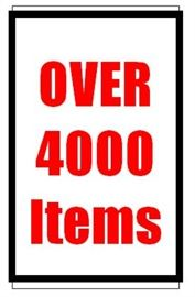 this is just a start !! 4000 items sold in ONE day !!