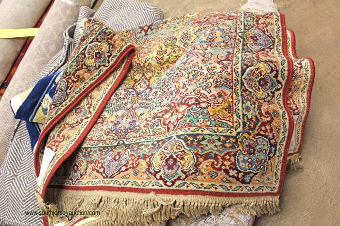 SURYA Elaziz Collection Rectangle 12' x 15' Accent Rug  Located Inside – Auction Estimate $