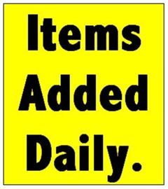 Items Added Daily