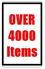 Over 4000 items