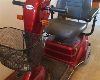 Merits electric scooter