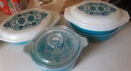 Vintage Purex, Horizon Blue.