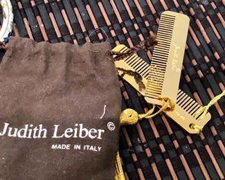 Judith Leiber combs