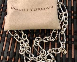 David Yurman Sterling