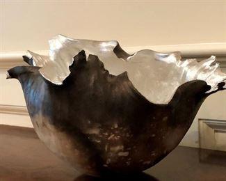 Interesting Studio Pottery signed by Kay Lynne Sattler