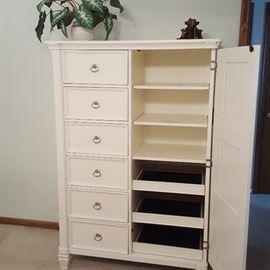 Dresser (part of 4-piece Ashley Furniture king bedroom set)
