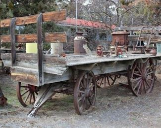 Antique Farm Equipment, Home Decor and Car    starts on 5/1/2019