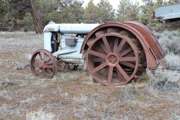 1921 Fordson Tractor