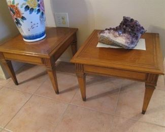 Thomasville Matching Accent Tables (2)