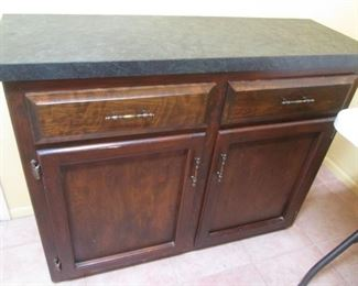 Free-Standing Cabinet